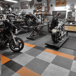 Harley Davidson ® werkplaats
