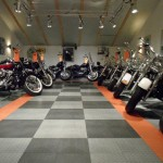 Harley Davidson ® occasions / showroom