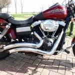 Vance & Hines uitlaat voor Harley Davidson ®