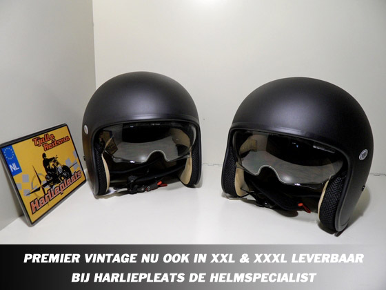 Premier vintage nu leverbaar in XXL en XXXL