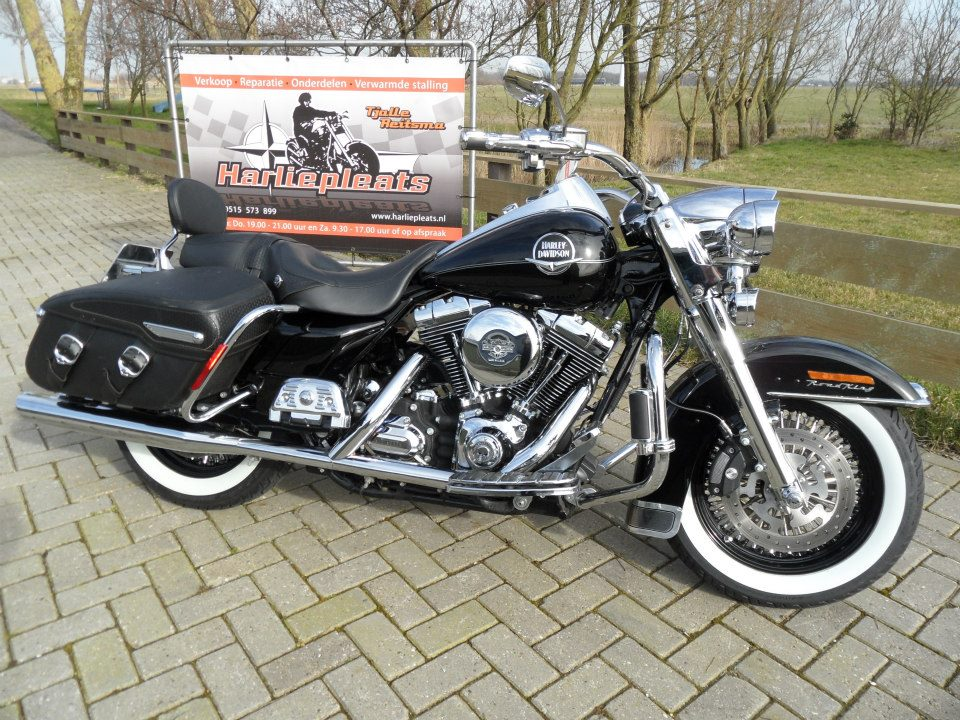 Fat spoke wielen in 2008 roadking