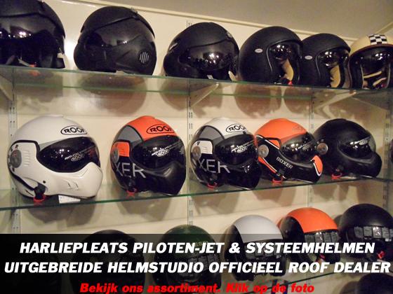 Roof boxer V8 helmen