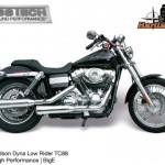 Kess techvoor harley davidson dyna 2in 2 high performance