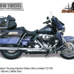 Kess tech voor harley davidson touring HD 90 mm billet slot