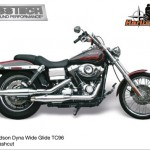 Kess tech voor harley davidson Dyna 2in 2 slash cut