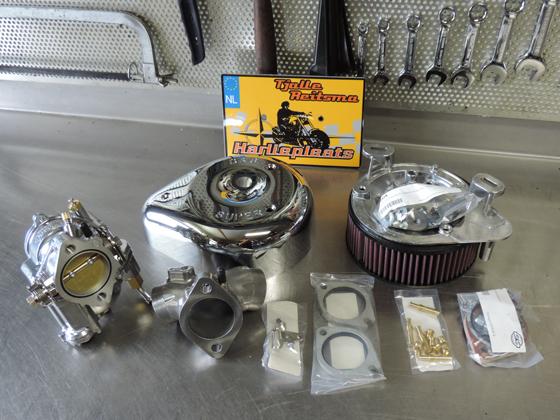 S&S Super E carburateur set