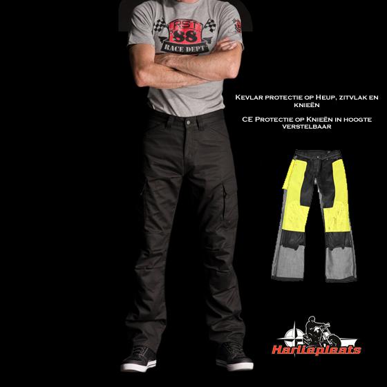 RST denim cargo kevlar jeans