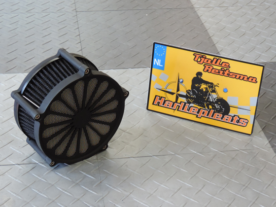 Super spoke air filters te koop bij harliepleats