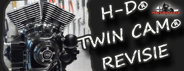 Harley davidson Twin Cam revisie