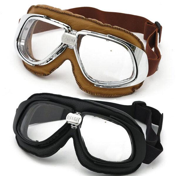 Aviator goggles klassieke motorbril