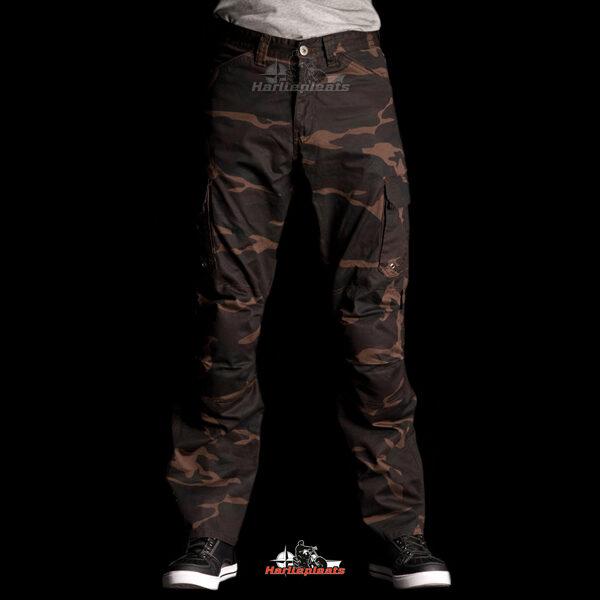 Kevlar jeans motorbroeken