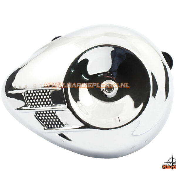 S&S Stealth Aircleaner covers