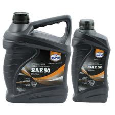 Eurol HD SAE 50 SF-CC mineraal Harley Davidson olie