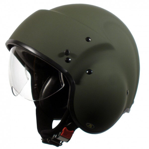 Pilotenhelm motor army green