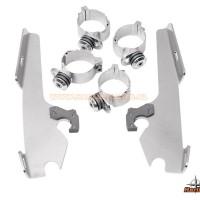 Trigger lock mount kits Dyna fatbob