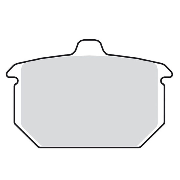 Remblokken 82-87 XL,FXR,FXST achterzijde