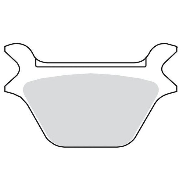 Remblokken 87-99 bigtwin en XL sportster achterzijde
