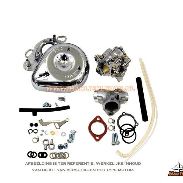 S&S Super E carburateurs