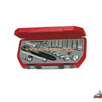 Teng Tools Doppenset inch maten 35 delig