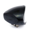 Iowa oval headlamp black