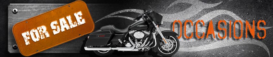 Harley Davidson Occasions