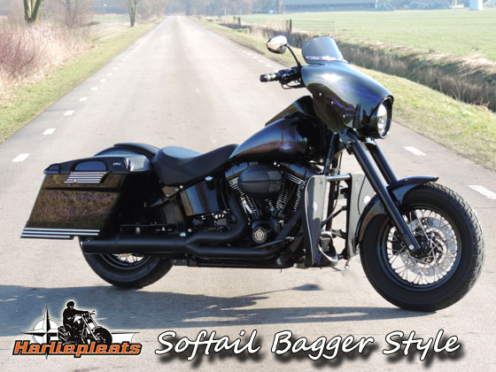 Sotail bagger style