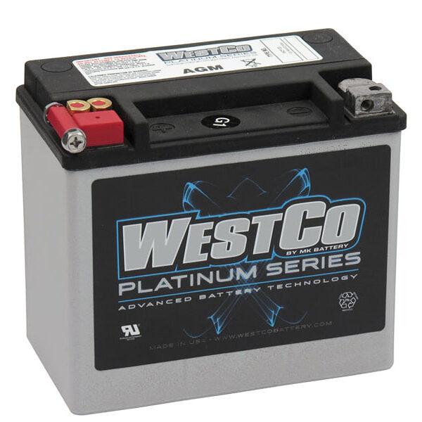 Westco WCP20 accu Shovel-84-90 Softail-79-96 Sportster 558012