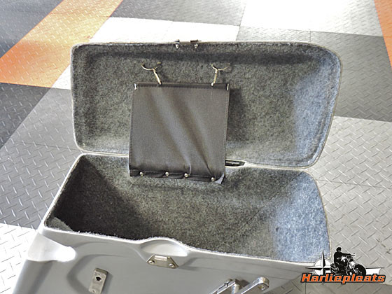 hard saddlebags fatbob primer bovendeksel