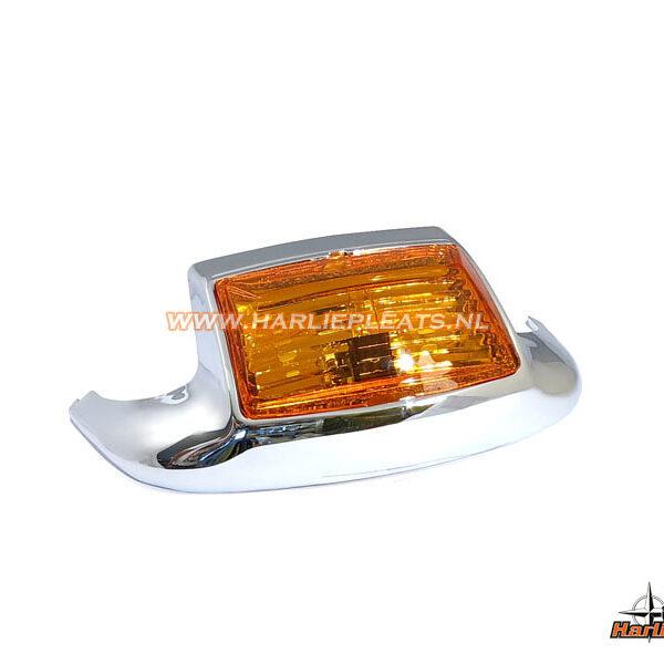 Fender tip lights