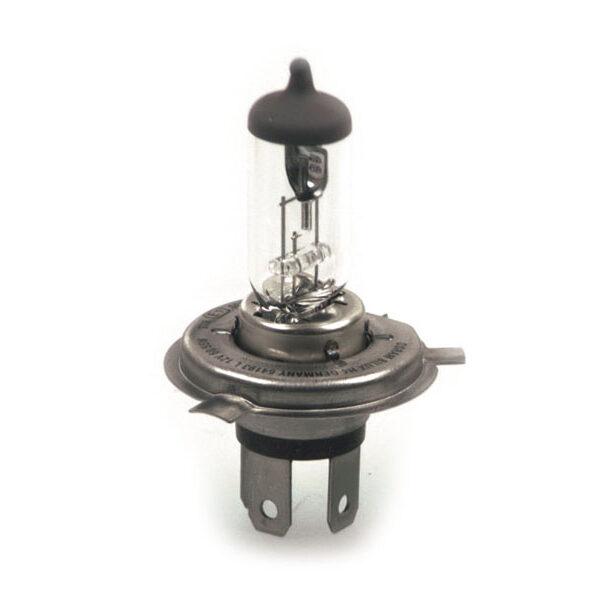 H-4 halogen headlamp bulb