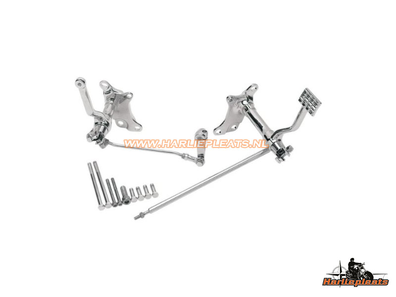 Forward Control Set 1987 2003 Sportster in addition 301947492113 in addition Harley Davidson Coloring as well Cadre Rigide Paughco Sportster 0412 p 17526 as well Forward Control Set 1987 2003 Sportster. on harley davidson sportster mid controls