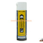 Dry lube belt spray