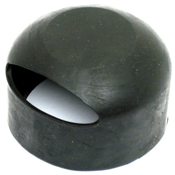 Black rubber boot solenoid 515420