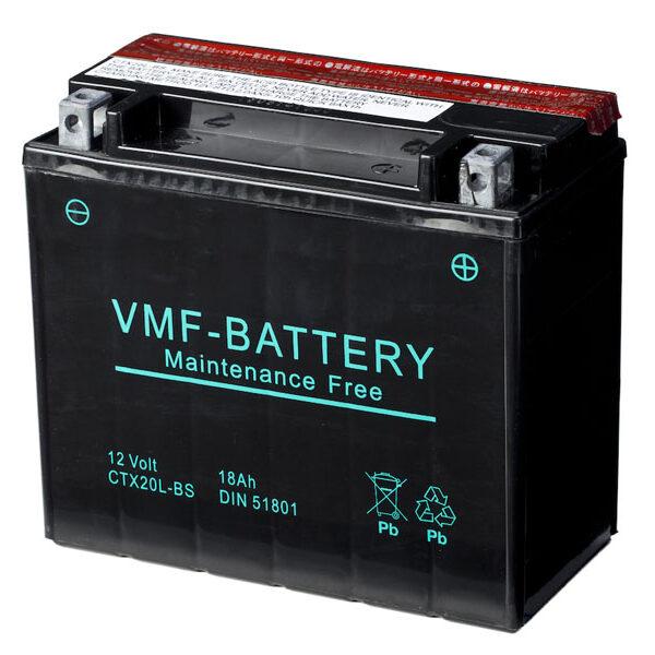 VMF YTX20L-BS Accu harley davidson
