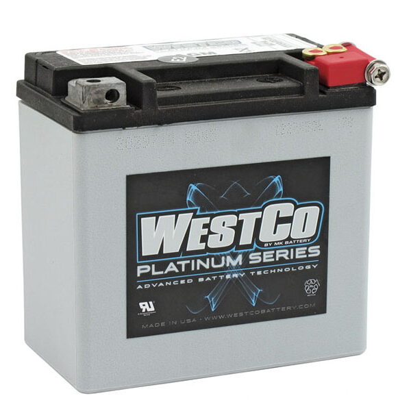 Westco accu Sportster vanaf 2004 WCP14L 558016
