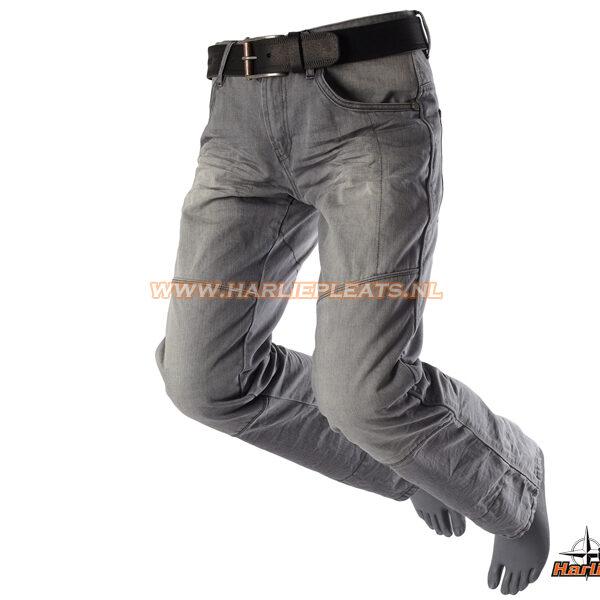Esquad raptor grey worn motorjeans