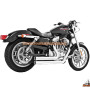 Freedom Independence shorty uitlaat sportster