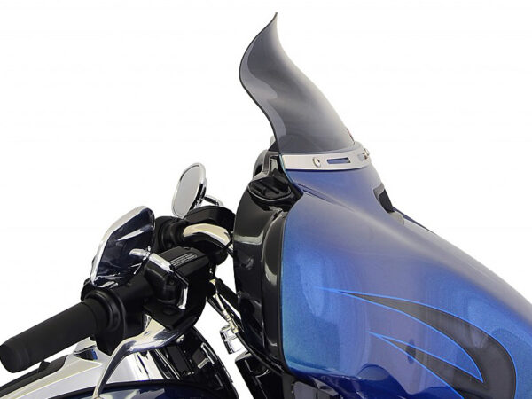 Klock werks flare windscherm 2014 tot 2020 touring