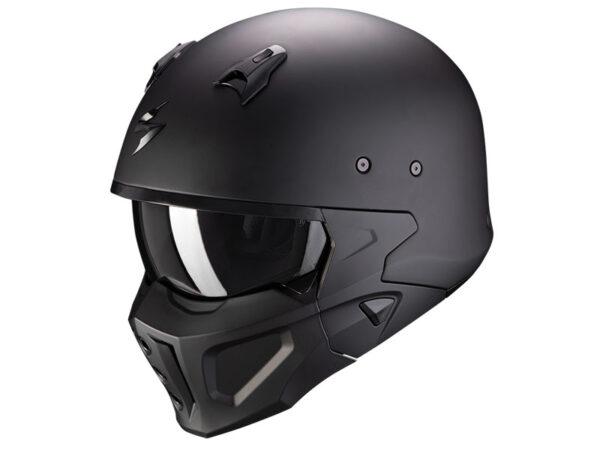 Scorpion covert-X Solid helm