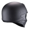 Scorpion covert-X Solid helm streetfighter