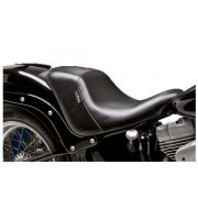 Le pera bare bones zadel Softail up front