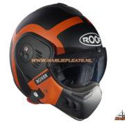 Roof Boxer V8 bond orange