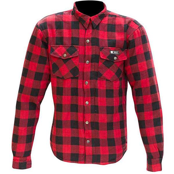 Kevlar overhemd Merlin axe checkered
