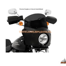 Road warrior fairing windschermen