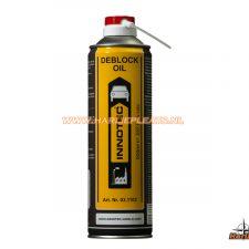 Deblock oil kruipolie