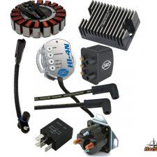 Electrical / ontsteking / laderij