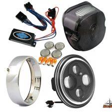 Lighting / Motorverlichting