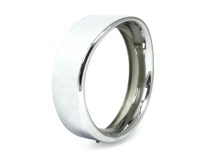 Koplamp Trim Ring Met Visor Touring Modellen Met Nacelle