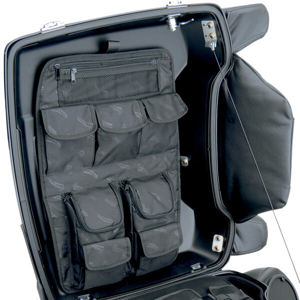 Tour pack lid organizer touring 1999-2013 3516-0123