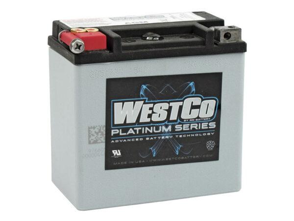 Westco WCP14 accu 02-06 V-rod 558011